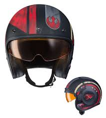 join the resistance hjc unveil the star wars poe dameron helmet