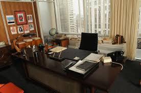 mad men office furniture. Using Vintage Accessories\u2014like The Phone, Desk Pad, And Radio\u2014is An Mad Men Office Furniture Bloomberg