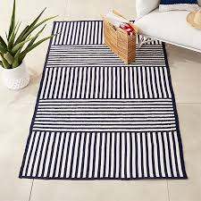 brown outdoor rug black and white striped outdoor rug home depot