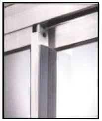 weatherstripping a sliding glass door sliding door designs