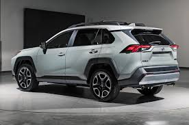 2019 Toyota RAV4 First Look: New Look for the SUV Sales King ...
