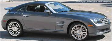chrysler crossfire srt6. chrysler crossfire srt6 srt6