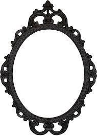 Group of Antique Black Frame