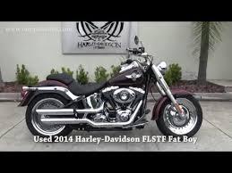 used harley davidson fat boy motorcycle for sale on ebay youtube