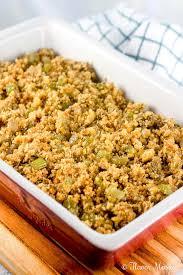 easy cornbread dressing cornbread stuffing recipe thanksgiving savesave