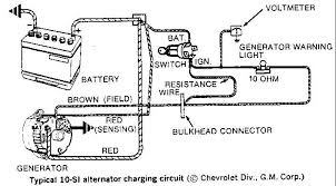 how to wire a battery isolator a three wire alternator wiring up the gm 10si alternator attached thumbnails click image for larger version 3 wire 10 si alt jpg views