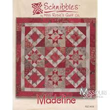 Schnibbles - Madeline Mini Quilt Pattern By Miss Rosie's Quilt Co ... & Schnibbles - Madeline Mini Quilt Pattern By Miss Rosie's Quilt Co. SKU#  RQC439 - Adamdwight.com