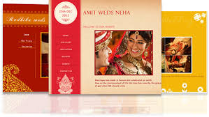Online Wedding Invitations Free Beautiful Myshaadiin