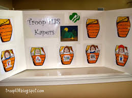 Girl Scout Daisy Kaper Chart Printable Girl Scout Troop 1138 Girl Scout Camp Theme Kaper Chart