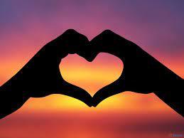 Love Heart Hands wallpaper