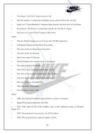 Nike Inc Organizational Chart Www Bedowntowndaytona Com