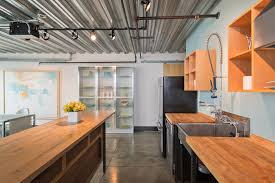 industrial loft lighting. Industrial Loft Lighting Ideas Kitchen With White Track I