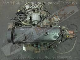 TOYOTA TAZZ -2E 1.3L CARB 12V Engine | Junk Mail