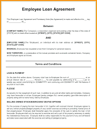 Loan Agreement Template Non Compete Sample Between Friends