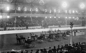 「boxing and the National Horse Show」の画像検索結果