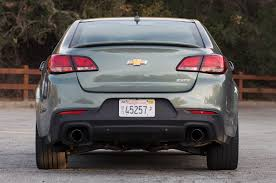 2016 VFII SSV Clear Lens Tail Lights. - Page 2 - Chevy SS Forum