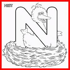 coloring pages letter n coloring pages preschool amazing fresh letter coloring sheet nice design for pages