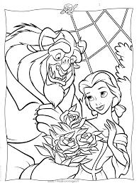 Imprimer Personnages C L Bres Walt Disney La Belle Et La