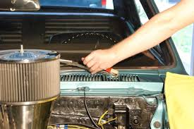 installing new port engineering's clean wipe wiper drive for a How To Read A 66 Chevelle Wiring Diagram new port engineering wiper 1966 1967 chevelle 02 remove blades arms Reading Electrical Wiring Diagrams