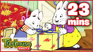 Max U0026 Ruby Maxu0027s Birthday  Maxu0027s New Suit  Goodnight Max  Ep9 Max And Ruby Episodes Treehouse