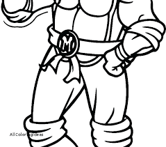 Ninja Turtle Coloring Pages Free Zupa Miljevcicom