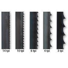 best bandsaw blades. band saw blade teeth per inch best bandsaw blades bandsawhub.com