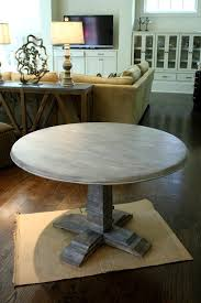 round dining table trendy how to grey wash this wasn t really a tutorial but she gave the paint