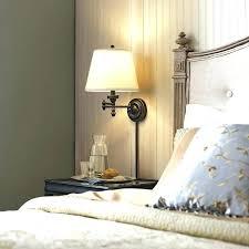Wall Sconce Lighting Dkadipas Enchanting Bedroom Swing Arm Wall Sconces