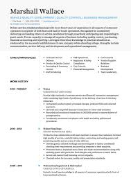 Waiter / Waitress CV example