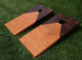 Wooden Corn Hole Game Cornhole AGR Las Vegas 21