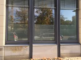 Glasdekorfolie Für Fenster Und Türen Montage Wegaswerbung