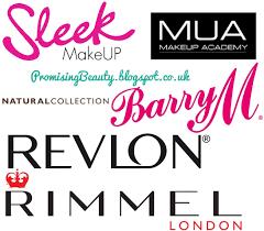 battle of the make up brands part 2