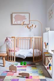 scandinavian nursery furniture. How To Choose Nursery Furniture - Stokke Sleepi Bed Scandinavian