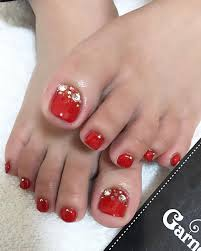 Nail Art With Stones - Best Nails Art Ideas