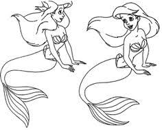 Small Picture Princess Ariel Mermaid Coloring Page Princess Ariel Pinterest