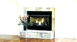 used fireplace insert inserts propane gas doors with blower