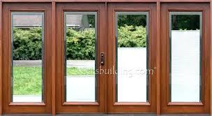 patio doors with blinds between the glass reviews french pella door list