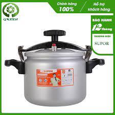 Nồi áp suất ga 7.5L Supor YG24 dùng được trên bếp ga, bếp hồng ngoại