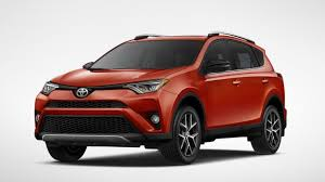 new car 2016 toyotaToyotas Refreshed 2016 RAV4 Lineup Includes New RAV4 SE  News