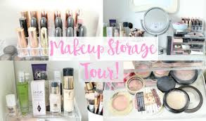 video makeup and beauty storage you