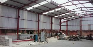 Veja mais ideias sobre galpao metalico, galpão, estrutura metalica telhado. Galpao Metalico Preco M2 Jaguari Estruturas Metalicas
