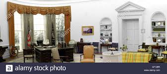 the white house oval office. stock photo the oval office at white house in washington dc e