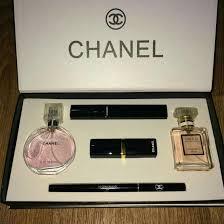 <b>Подарочный набор</b> Chanel <b>5</b> в 1 – купить в Домодедово, цена 1 ...