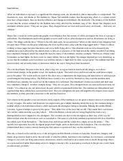 critical response paragraphs critical response essay 1 pages