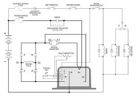 noco curtis programmable dc series motor controller rh nocoev com dc wiring basics dc control