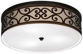 fabulous ceiling lighting ideas feature flush mount ceiling lamp
