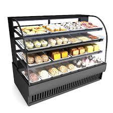 countertop pastry case