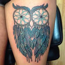 Native Dream Catcher Tattoos Dreamcatcher Tattoos 100 Very Cool Designs 84