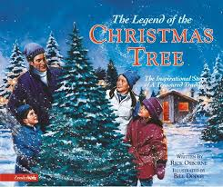 The Legend of the Christmas Tree. 9780310700432