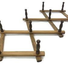 Expandable Wooden Coat Rack Shop Peg Rack On Wanelo 66
